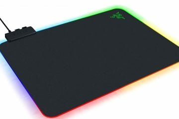 Razer Firefly Hard V2 RGB mouse mat for gaming
