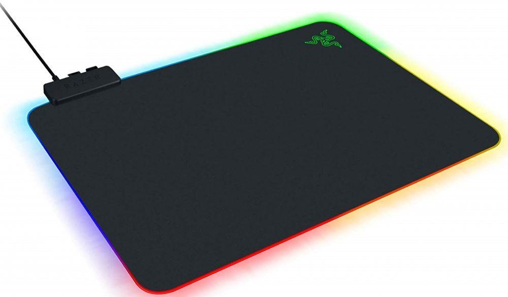 Razer Firefly Hard V2 RGB mouse mat for gaming