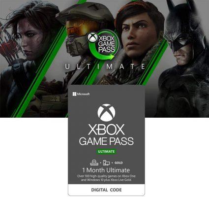 Xbox Game Pass service