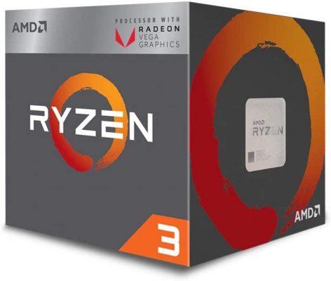 AMD Ryzen 3 2200G APU