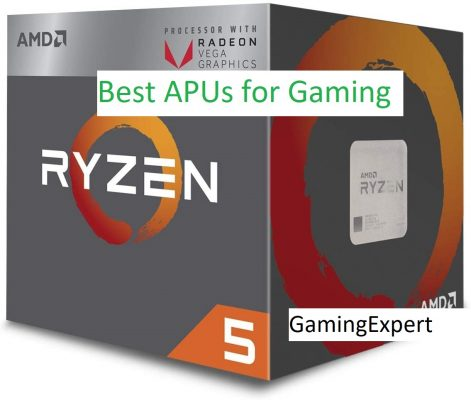 Best APU for gaming