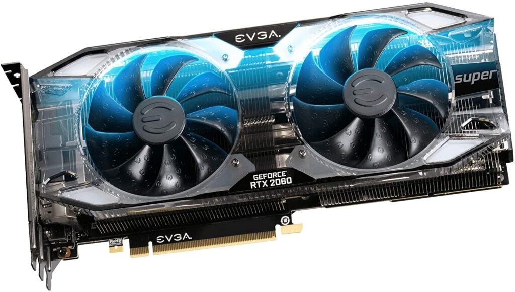 EVGA GeForce RTX 2060 Super XC Ultra card
