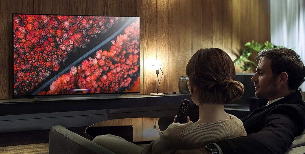LG C9 Series Smart OLED TV