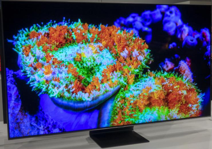 Samsung Q90R Smart QLED 4K TV