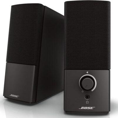 Bose Companion 2 Series III speakers