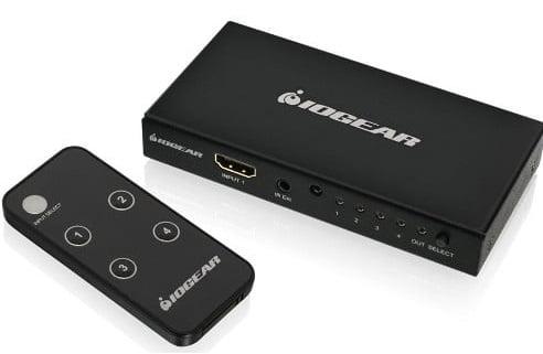 IOGEAR 8-Port HDMI Switches