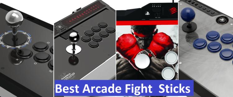 Best Fight Sticks