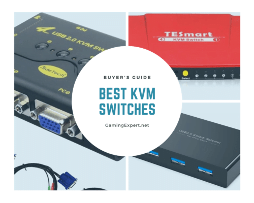 Best KVM Switches in 2021 – Organize the PC Like a Pro