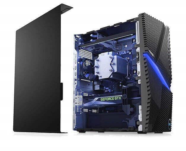 Dell G5 5090 desktop internal side