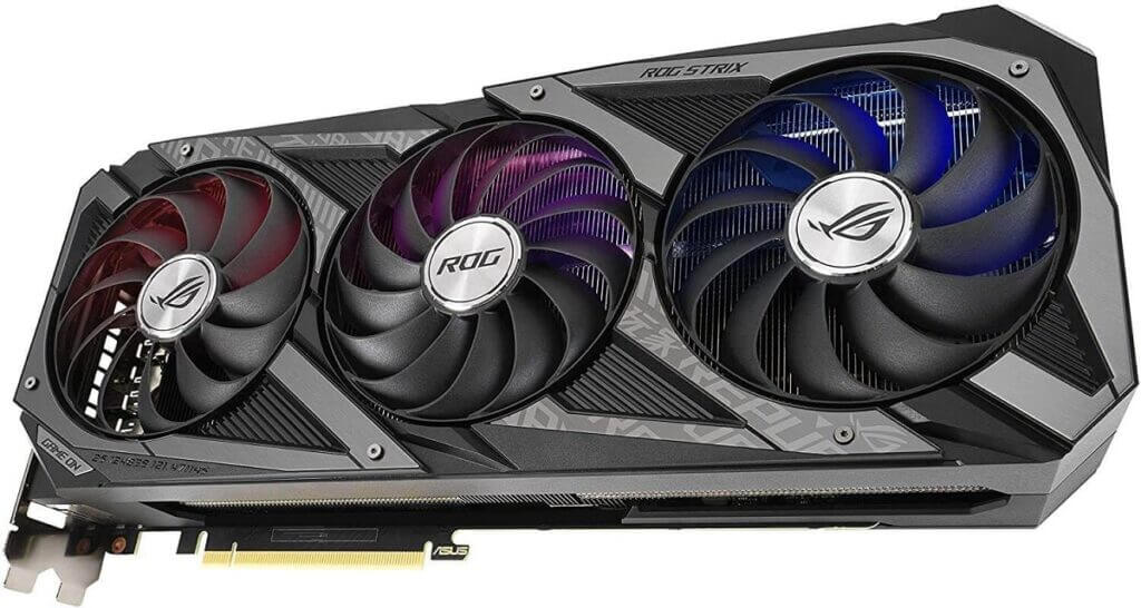 ASUS RTX 3080 10GB ROG STRIX