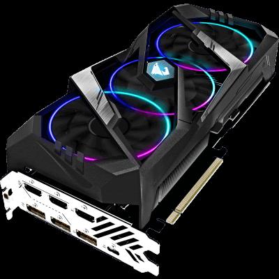 Gigabyte Aorus RTX 2070 SUPER