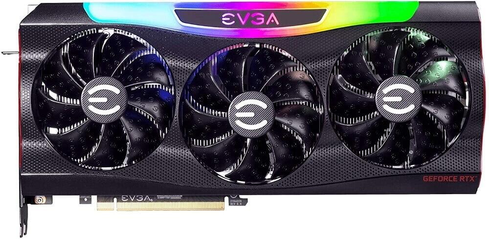 EVGA GeForce RTX 3090 24GB FTW3