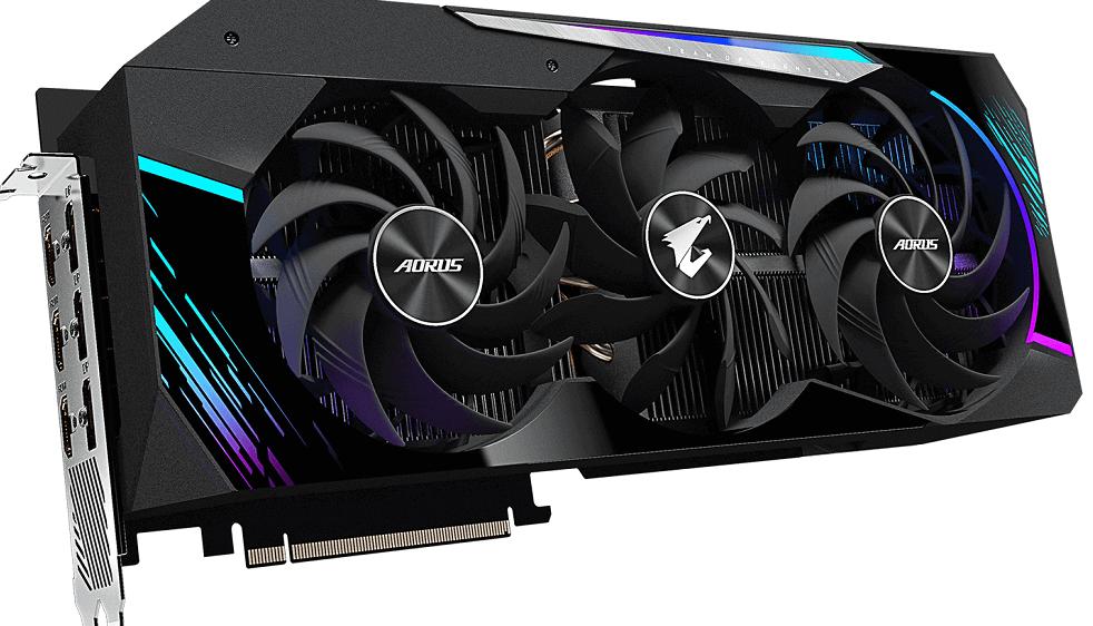 Gigabyte GeForce RTX 3090 24GB AORUS MASTER