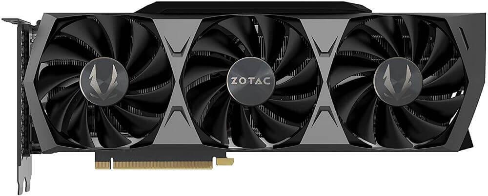 ZOTAC Gaming GeForce RTX 3090 Trinity