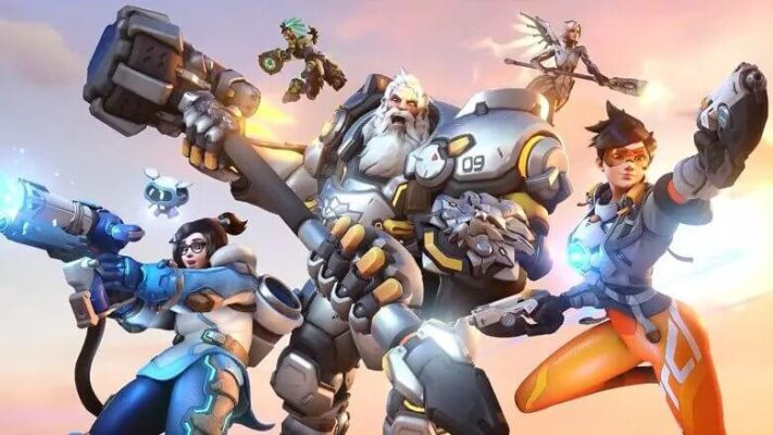 Play With Friends to Earn more XP in Overwatch