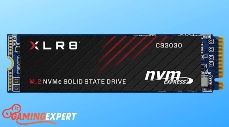 PNY XLR8 CS3030 4.0 M.2 NVMe SSD