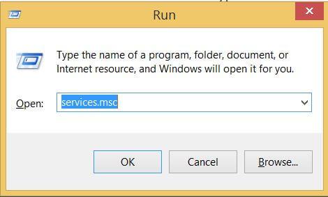 services.msc command prompt